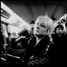 woman on subway 2